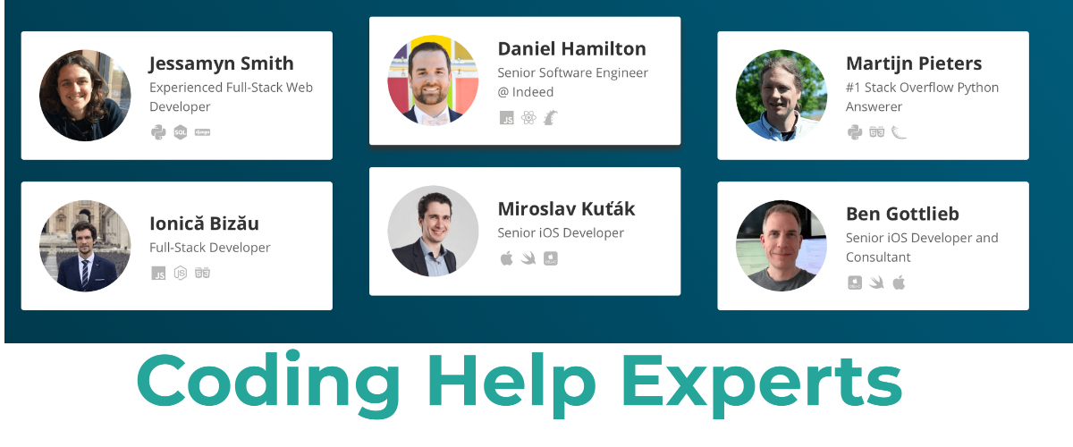 coding-help-experts